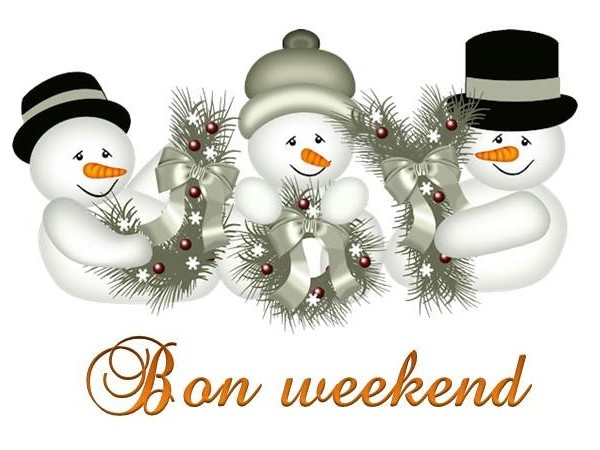 Image result for Bon weekend noel