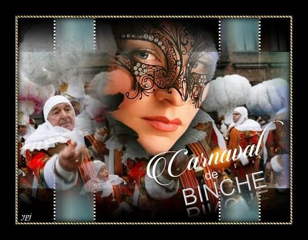 B-Carnaval de Binche